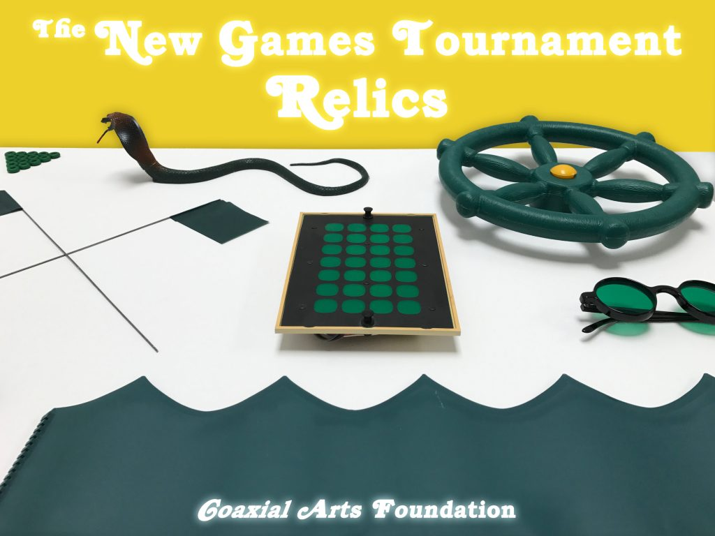 The New Games Tournament Relics
