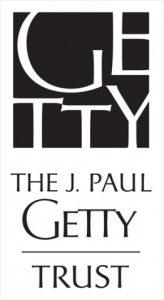 The J. Paul Getty Trust Logo